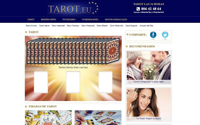 Tarot Gratis Online - Tarot.eu