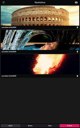 PixaMotion Loop Photo Animator & Photo Video Maker 1.0.3 screenshots 13