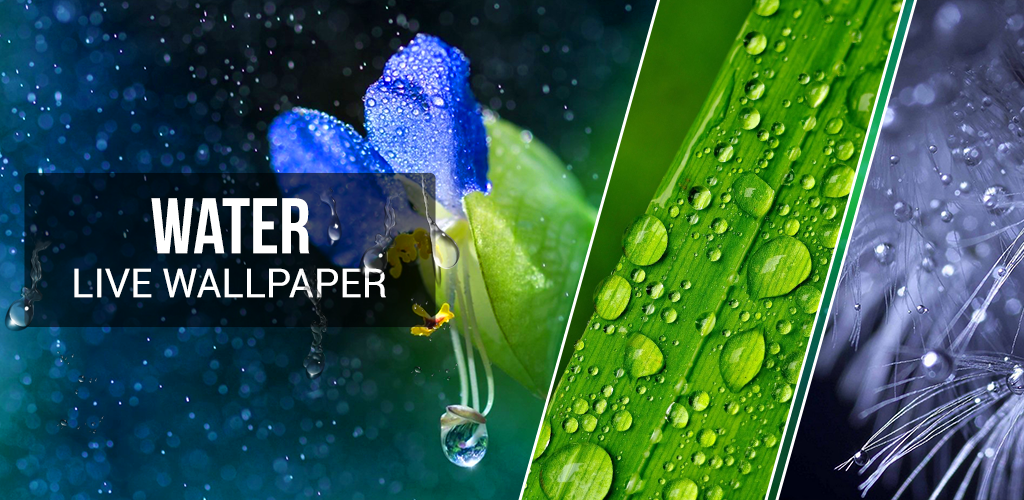 Water Live Wallpaper APK