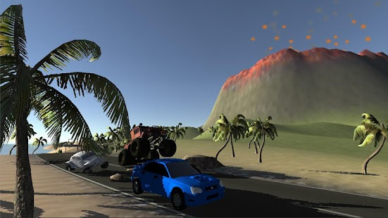 Off-Road 4x4 Racer 3D game- screenshot thumbnail