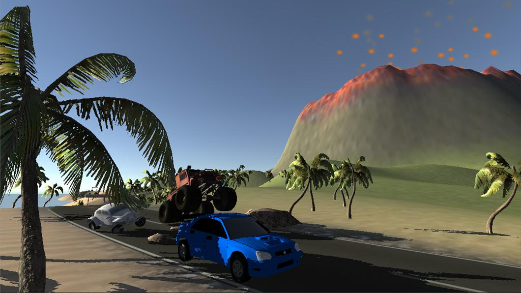 Off-Road Racer 3D game for Android