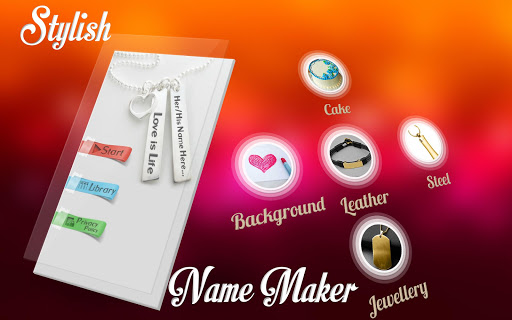 Stylish Name Maker 1.0 screenshots 8