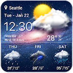 live weather widget accurate 15.1.0.45151_45290