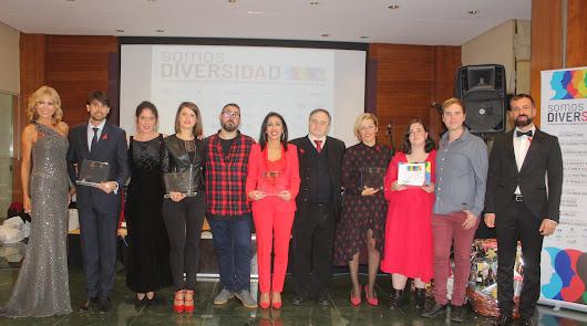 Colega Almería entrega sus premios en una gala solidaria