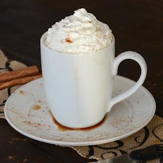 Cinnamon Vanilla Hot Chocolate Recipe