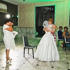 Wedding photographer Mikhail Levchenya (MywedVIP). Photo of 26.11.2016