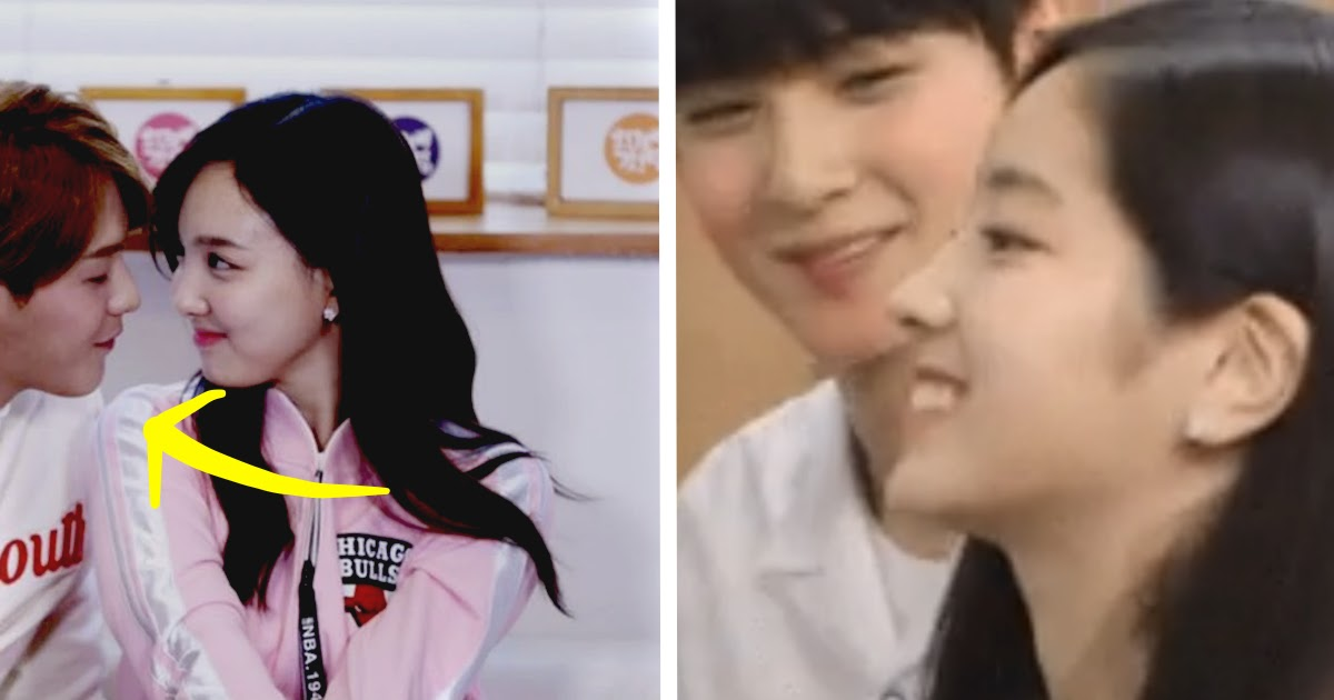 10 Times Male Idols Were Caught Falling In Love With TWICE