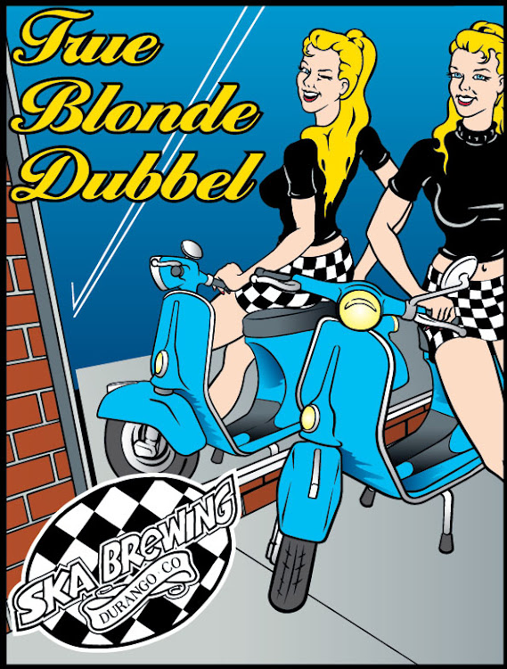 Logo of Ska True Blonde Dubbel