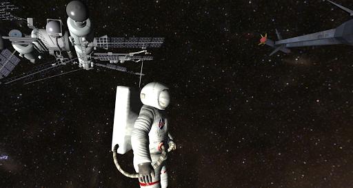 Космос. Симулятор Космонавта