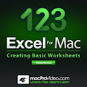 Intro Course For Excel For Mac icon