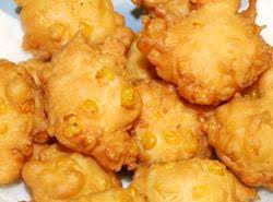 Up In Smoke Corn Fritters Recipe