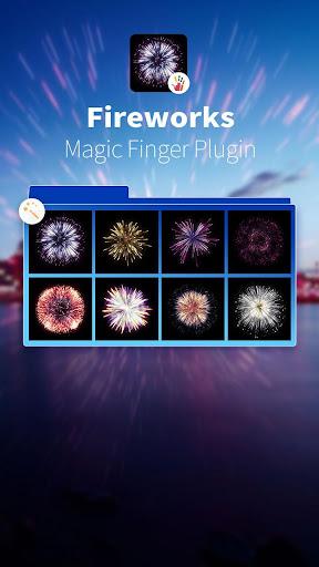 Romantic Firework FingerPlugin