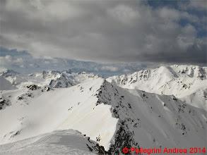 Photo: IMG_7004 Monte Palu e Adamello da Cima Forzellina