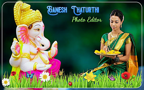 Download Ganesh Chaturthi Photo Frames - shree bal ganesh For PC Windows and Mac apk screenshot 2
