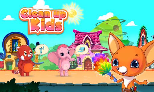 Clean Up Kids  screenshots 1