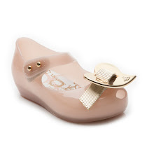 Mini Melissa Ultra Girl VW Heart Jelly PUMP