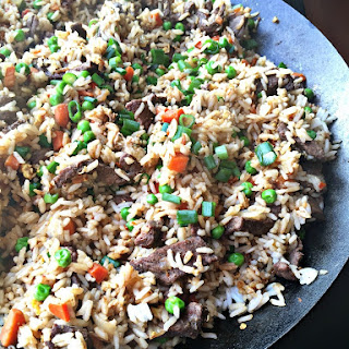 Garlic Steak Fried Rice Recipes