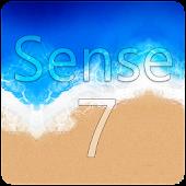 Sense 7 Multilauncher Theme