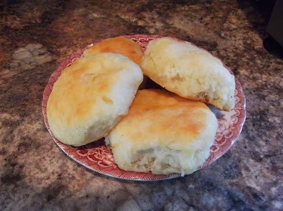 Made From Scratch Butter Biscuits Recipe