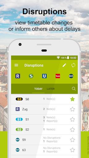 MVV-App – Munich Journey Planner & Mobile Tickets 5.34.13648 screenshots 6