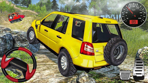 Dangerous Jeep Hilly Driver 2019 ud83dude99 1.0 screenshots 8