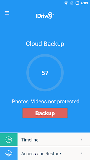 IDrive Online Backup ss1