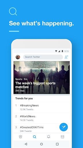 Twitter 7.86.0-release.37 screenshots 1