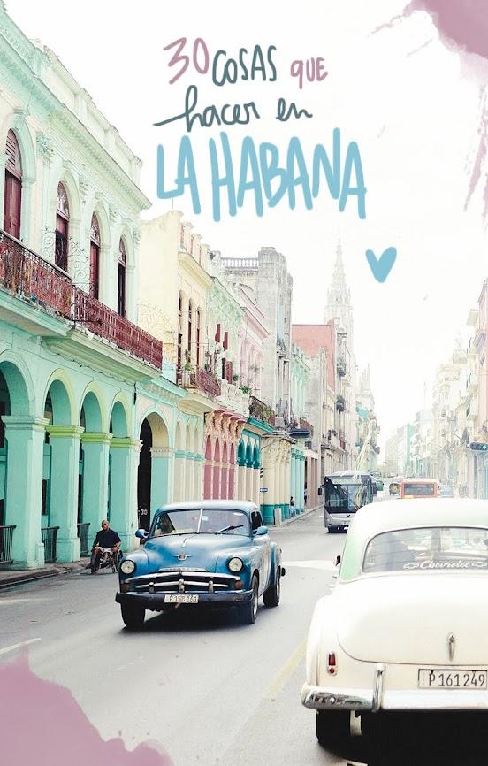 que ver y hacer en La Habana