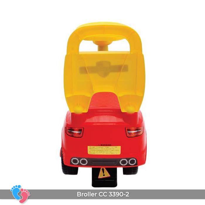 Chòi chân ô tô cho bé Broller CC-3390-2 15