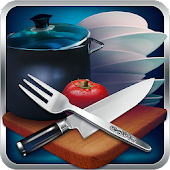 Hidden Object - Messy Kitchen