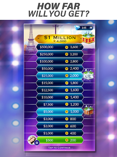 Download Millionaire Trivia: Who Wants To Be a Millionaire? MOD APK 8