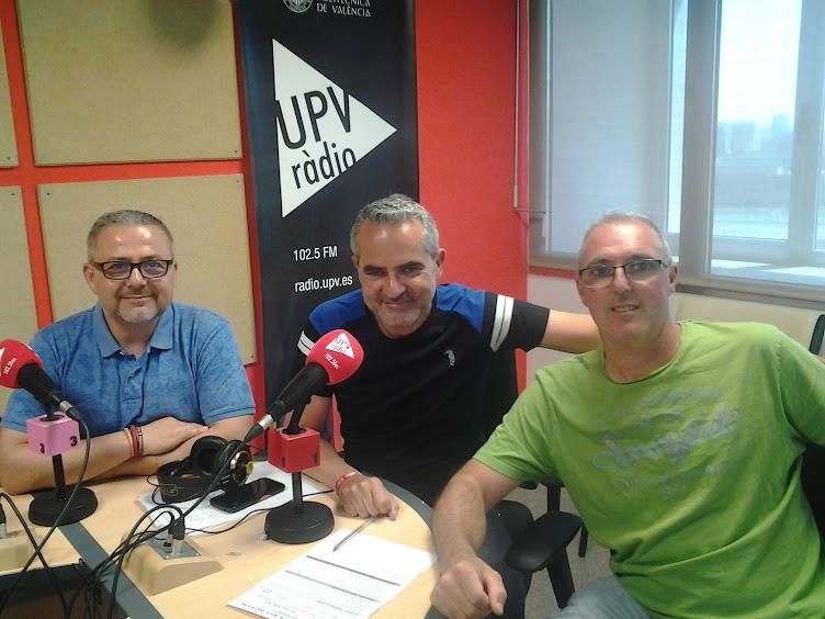 Hablemos de Fallas en UPV-RADIO. Programa nº 90. Vicente Llacer