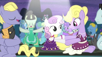 For Whom the Sweetie Belle Toils