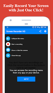Screen Recorder – Record with Facecam And Audio App Download For Android 1