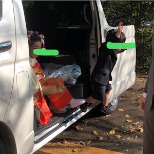 ハイエースワゴン TRH214Wのカスタム事例画像 みーまるさんの2020年11月21日15:46の投稿