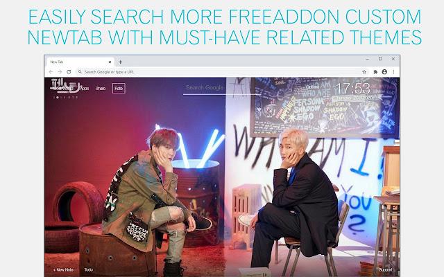 BTS RM & Suga Wallpaper HD BTS NamGi New Tab