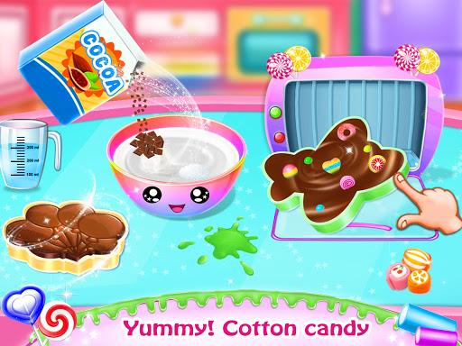 Cotton Candy & Sweet Maker Kitchen painmod.com screenshots 3