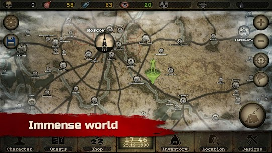 Day R Survival – Apocalypse, Lone Survivor and RPG 1.619 Apk 2
