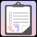 New Baby Checklist icon