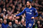 Opgelet Burnley: Eden Hazard kan opvallende statiek voorleggen op maandag
