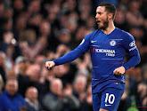 Het doelpunt van Eden Hazard (Chelsea) tegen West Ham verkozen tot Premier League goal van de maand