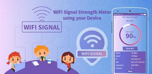 WiFi Signal Strength – Block WiFi - Apps on Google Play