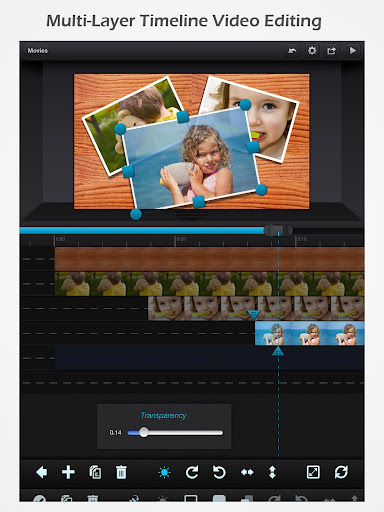 Cute CUT - Editor de video screenshot 5