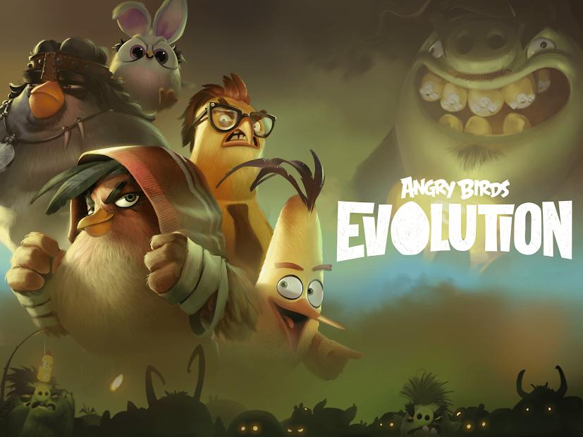 Angry Birds Evolution screenshot 5