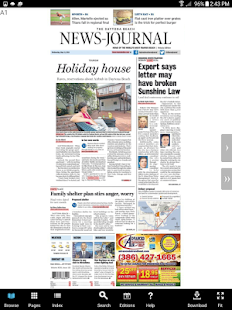 Daytona Beach News-Journal- screenshot thumbnail