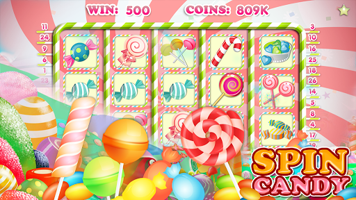 Candy Craze Slots Casino Party
