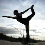 Vinyasa Flow Yoga 1 Icon