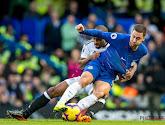 Eden Hazard à nouveau décisif avec Chelsea face à Fulham 2-0, Januzaj et la Sociedad s'inclinent au Betis 1-0