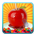 Candy Apple Maker Icon