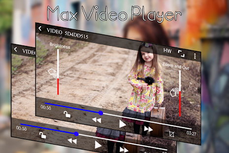 MAX HD Video Player - All Format Video Player - náhled